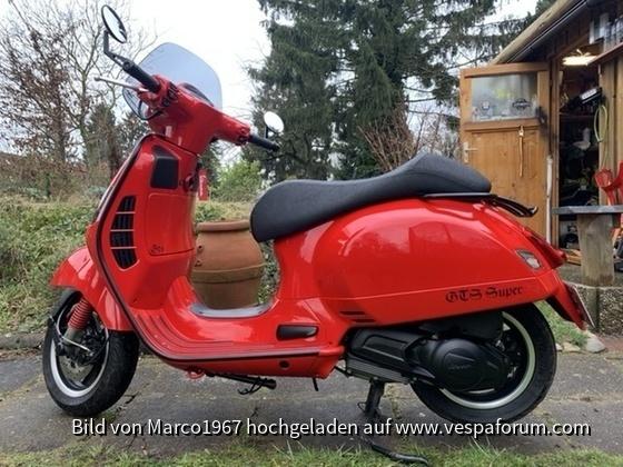 Marcos GTS125
