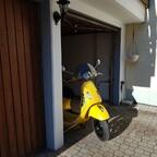 Die Gelbe wieder daheim !!!