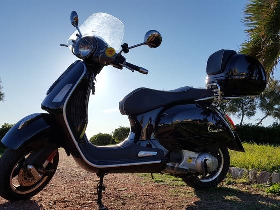 Toskana - Toscana - Flair - Vespa GTS 300